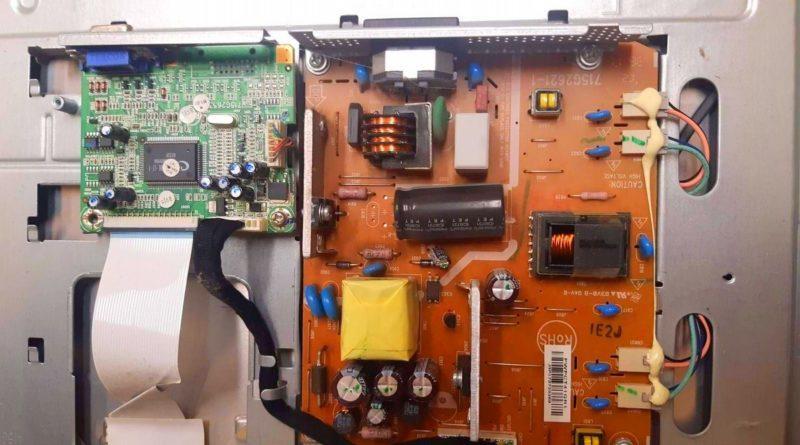Ремонт LCD мониторов: руководство для чайников