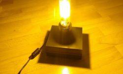 Электронный балласт для ртутной лампы с питанием от 12 В